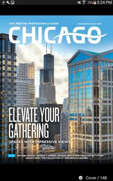 Chicago Meeting Professionals Guide poster