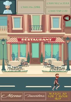 Restaurant Clicker apk screenshot