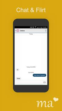 MilesApart - Chat, Flirt, Date apk screenshot
