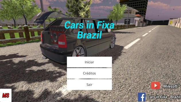 Cars in Fixa - Brazil [BETA] poster