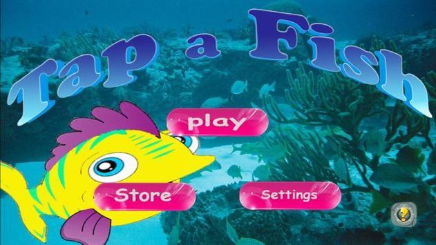 Tap a Fish: Pocket Aquarium poster