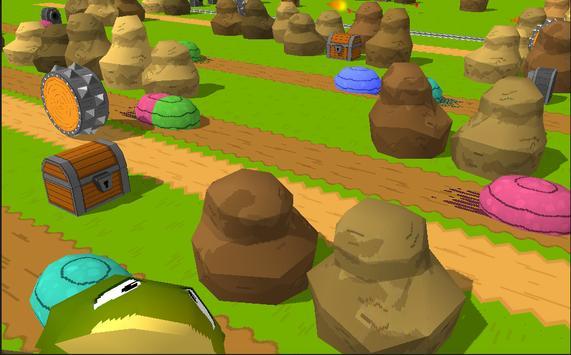 Crazy Frog - Jumping Challenge apk screenshot