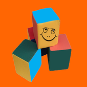 Collect the Falling Joy Cubes icon