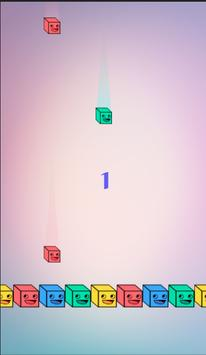 Collect the Falling Joy Cubes apk screenshot