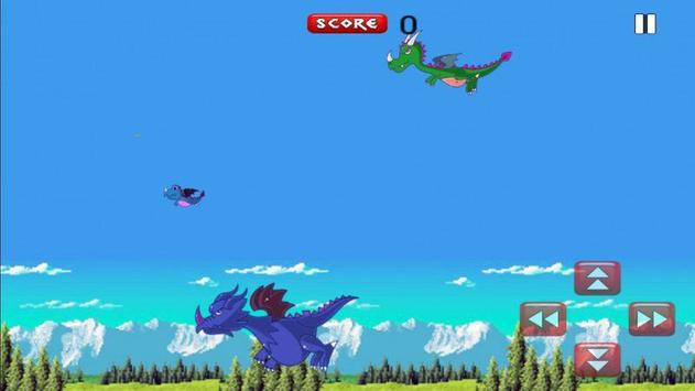 Tales of Hungry Dragon's War apk screenshot