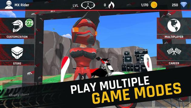 MXGP Motocross Rush screenshot 1