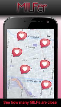 MILFer Online Dating & Chat screenshot 2