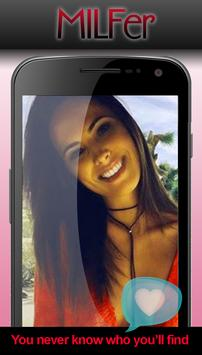 MILFer Online Dating & Chat poster