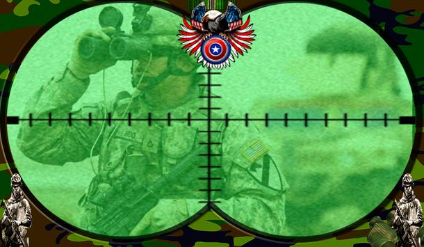 USA Military Super Zoom 50X poster