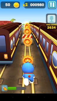 Subway Dora VS Spider Hero Adventure screenshot 1