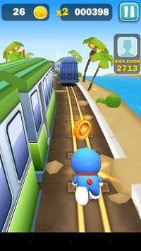 Subway Dora VS Spider Hero Adventure Transformer apk screenshot