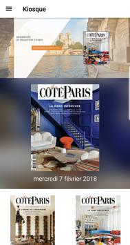 Côté Paris poster