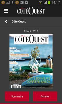 Côté Ouest - magazine 1.0 apk screenshot