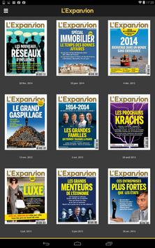 L'Expansion - Magazine screenshot 3