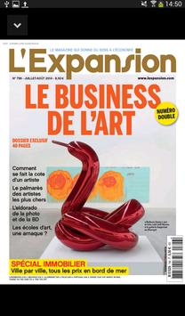 L'Expansion - Magazine screenshot 10