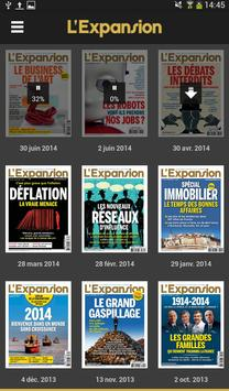 L'Expansion - Magazine screenshot 7