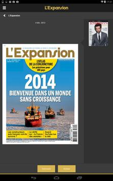 L'Expansion - Magazine screenshot 6