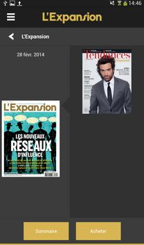 L'Expansion - Magazine screenshot 8
