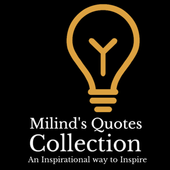 Milind's Quotes Collection icon