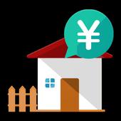 住宅ローン計算アプリ icon