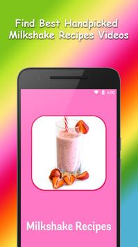 Milkshake Recipes poster