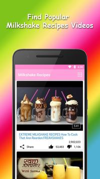 Milkshake Recipes screenshot 2