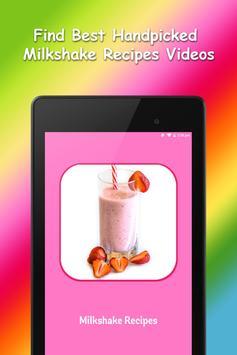 Milkshake Recipes screenshot 7