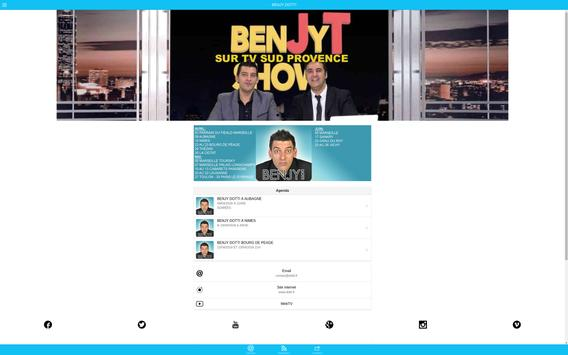 Benjy DOTTI screenshot 5