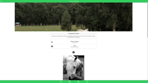 Ecurie de la Brunerie apk screenshot
