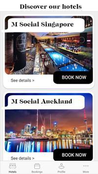 M Social Hotels screenshot 2