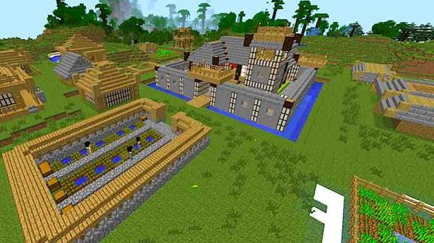 Millenaire Ideas - Minecraft poster