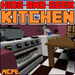 Kitchen Hide-and-Seek Map for MCPE