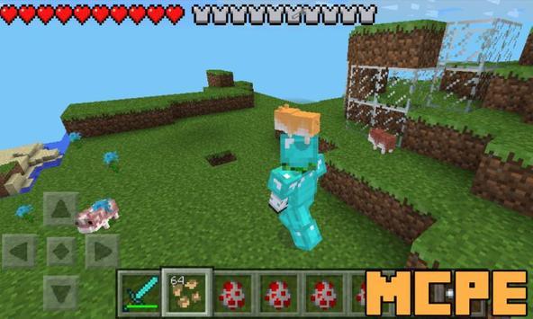 Hamsters Mod for Minecraft PE captura de pantalla 2