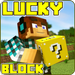 Lucky Block Addon for MCPE