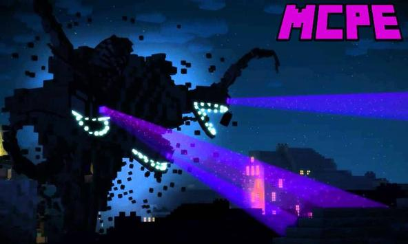Wither Storm Addon for MCPE screenshot 1