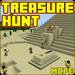 Treasure Hunt Pyramid Map for MCPE