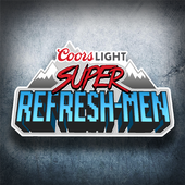 Coors Light Super Refresh-Men icon