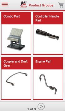 Miller Ingenuity Part Catalog poster