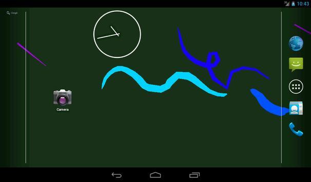 Streamers Live Wallpaper screenshot 4