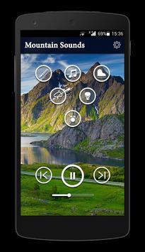 Relaxing Mountain Melodies apk screenshot