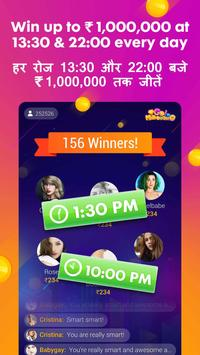 Go Millionaire-Trivia Quiz Win Money Browser 海报