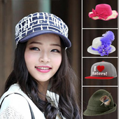woman cap photo Editor icon
