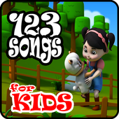 123 Songs icon
