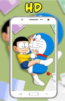 Doramon Cartoon Wallpapers Nobita screenshot 2