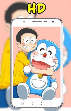 Doramon Cartoon Wallpapers Nobita screenshot 3