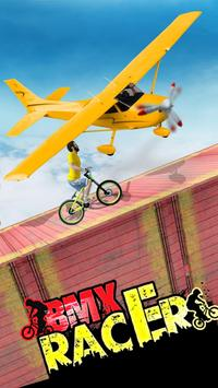 BMX Racer poster