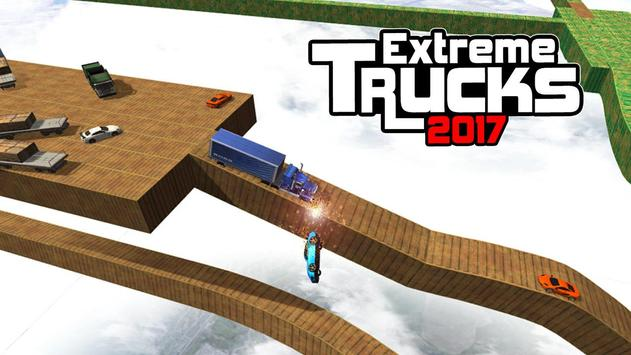 Extreme Trucks Simulator 2017 apk screenshot