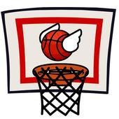 Flappy Basket Dunk 2017 icon