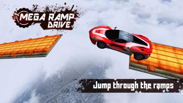 Mega Ramp Drive apk screenshot