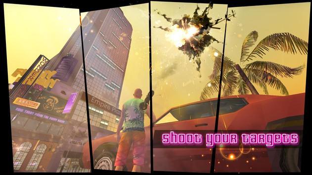Miami Crime Games - Gangster City Simulator Cartaz
